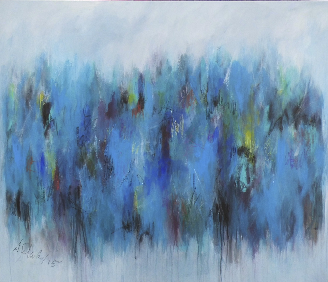 LARGO, Painting 120 H x 140 W x 2 cm