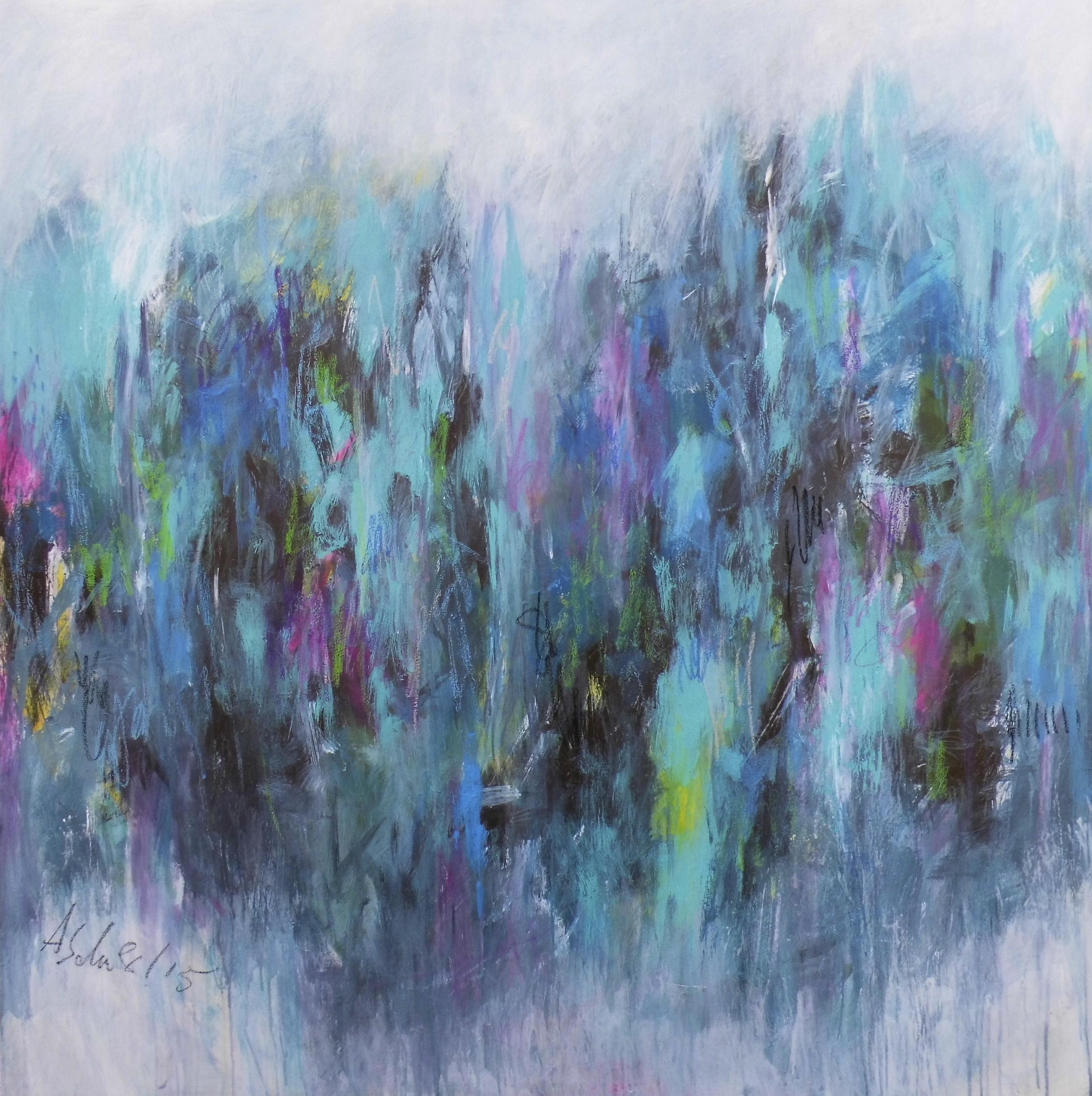 CREDO Painting, 120 H x 120 W x 3 cm