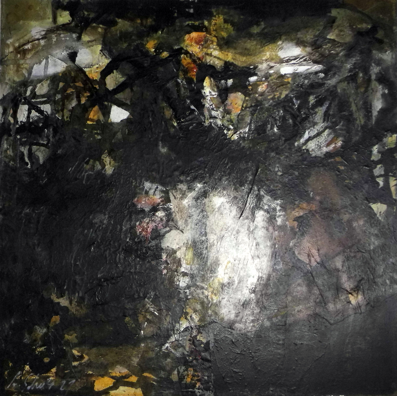 dark spaces VI