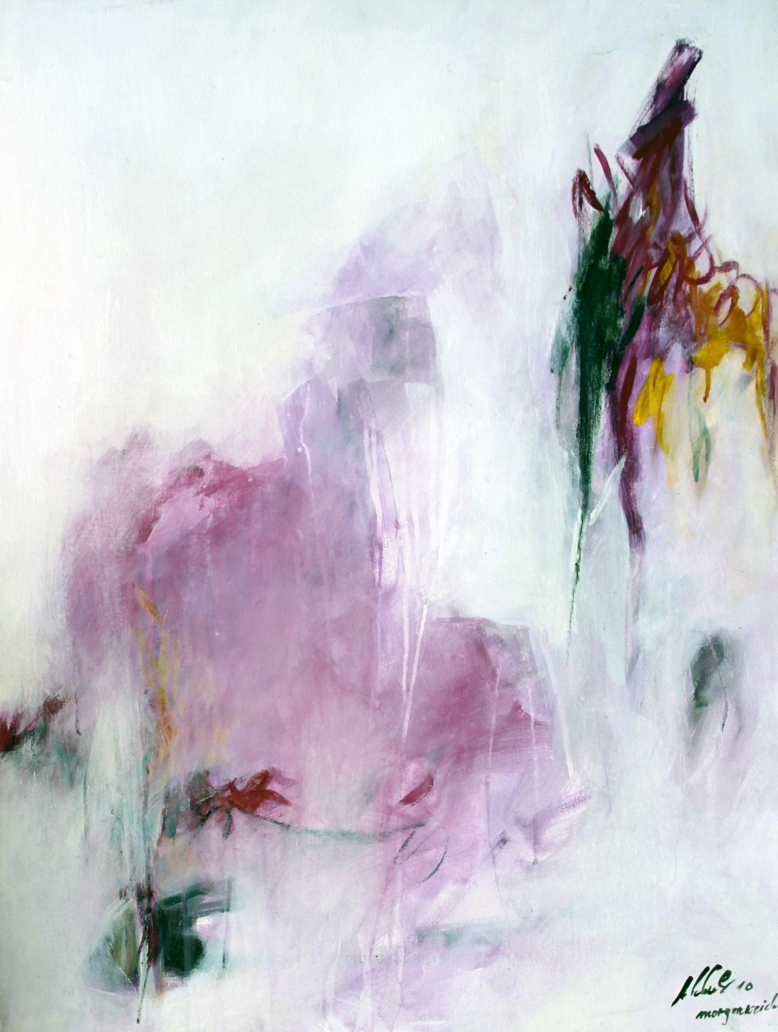 Tender memories of an unforgotten song, 60 x  80 cm, sold
